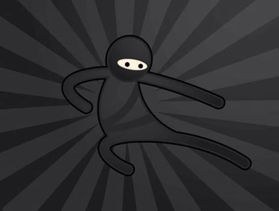 Create a Simple Vector Ninja Character in Illustrator
