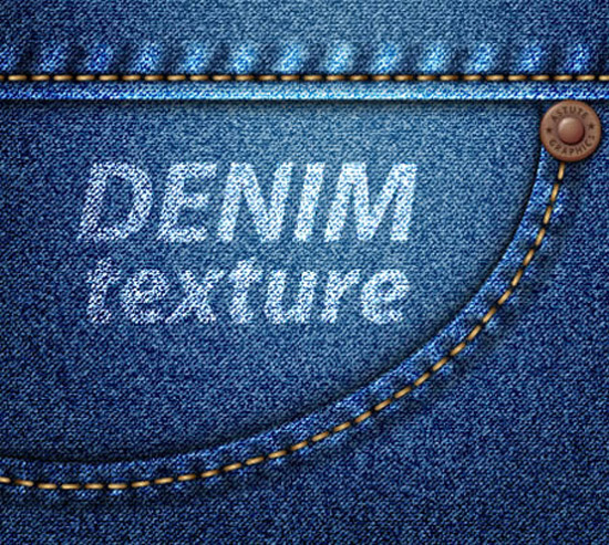 How to Create Vector Denim Texture Using Adobe Illustrator