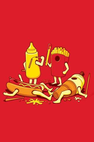Frenchfries x Mustard