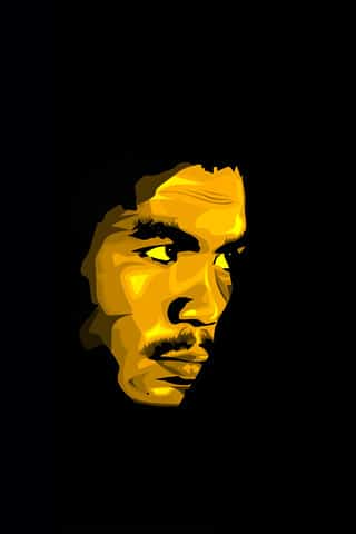 Manny Pacquiao – Manny Pacman Vector