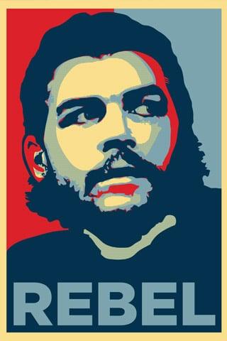 Che Guevara – Rebel Vector