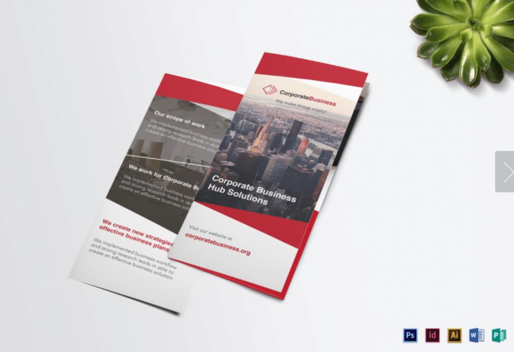 Corporate Book Cover Design Inspiration : Brochure design brilliant layouts designrfix