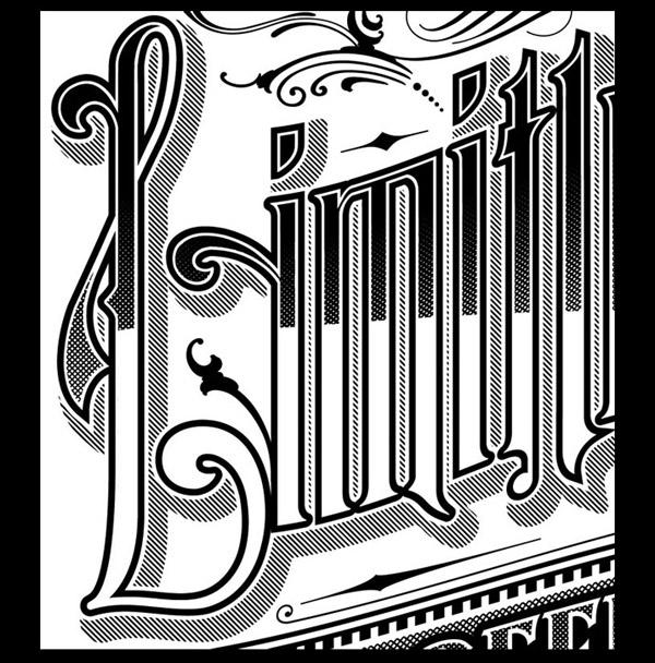 7-ELEVEN Typography