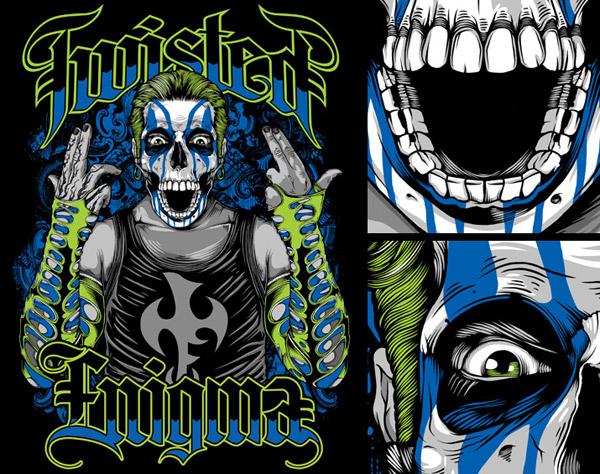 TNA Wrestling Shirts!