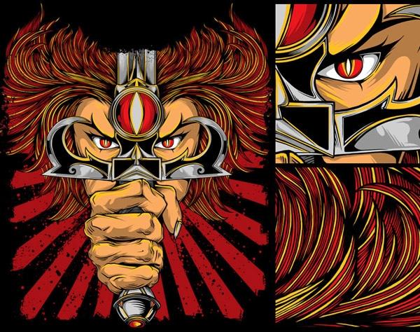 Thundercats x Pale Horse