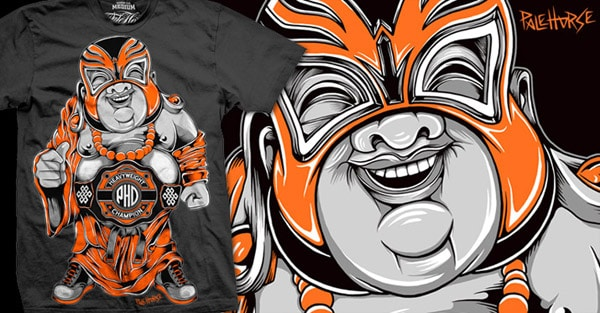 Buddha Libre: Limited Edition T-Shirt