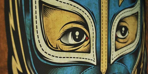 Christos Mysterio Jr: Illustration