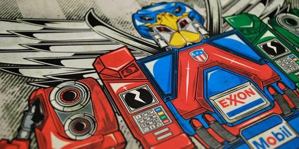 Fleet Of Doom: Illustration