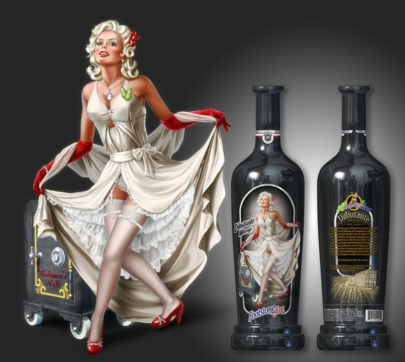 Art Of The Pinup: Henning Ludvigsen: Artist Of The Day
