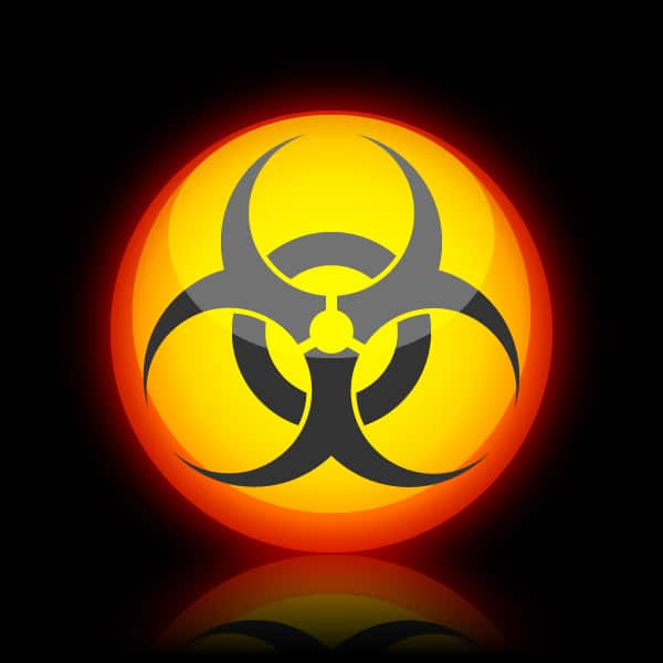 Quick Tip: How to Create a Glossy Bio hazard Icon
