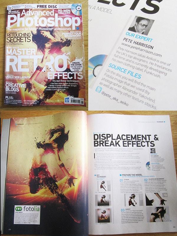 Magazine work
