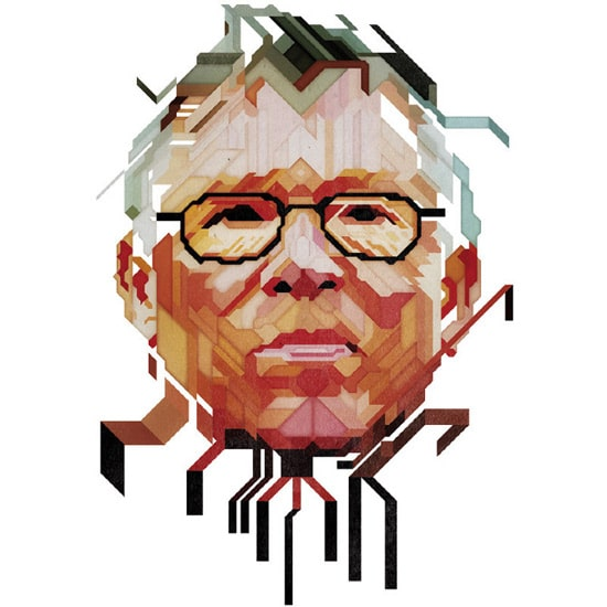 GQ Mag: Alex Ferguson