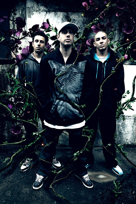 PRESS SHOT FOR BLISS N ESO. AS SEEN ON COVER OF INPRESS MAGAZINE.