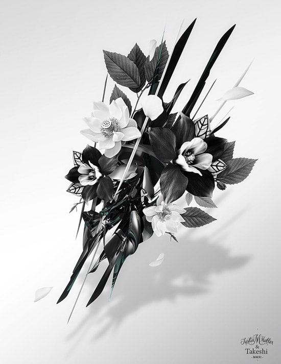 BOUQUET - WITH EMERIC TRAHAND - FOR THE DEPTHCORE COLLECTIVE