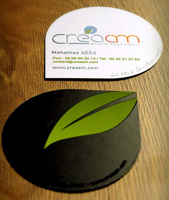 Creaam Business Card