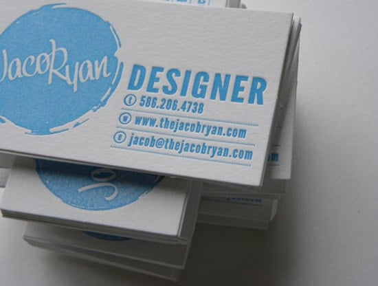 Jacob Ryan Letterpress