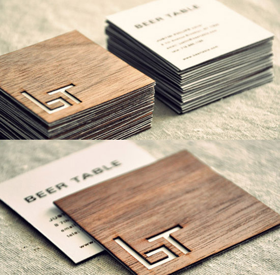 50 awesome must see business card designs designrfix cardboard business cards colourmoves