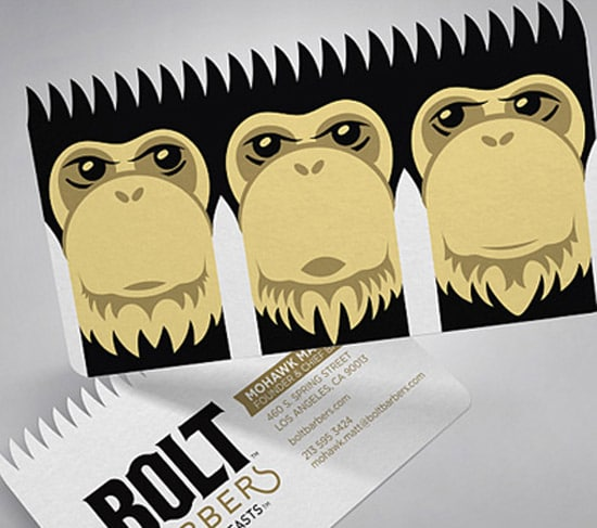 Bolt Barbers Design