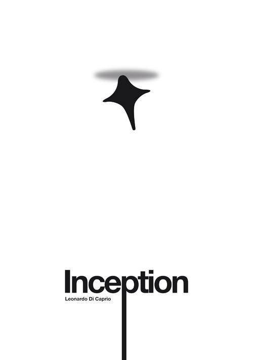 Minimal Inception Poster