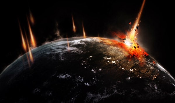 Design Dramatic Planet Impact Scene (Inspired by Mass Effect 3) in Photoshop