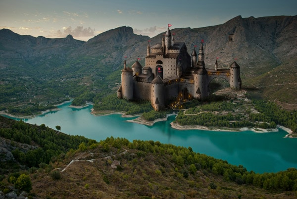 Paint a Castle in Photoshop - Part 2