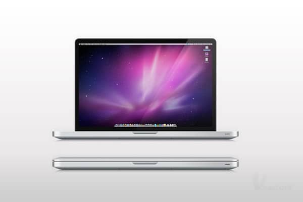 Photoshop Tutorial: Create a Semi-Realistic MacBook Pro from Scratch