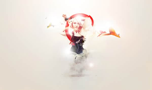 Design a Natural Abstract Photo Manipulation in Photoshop