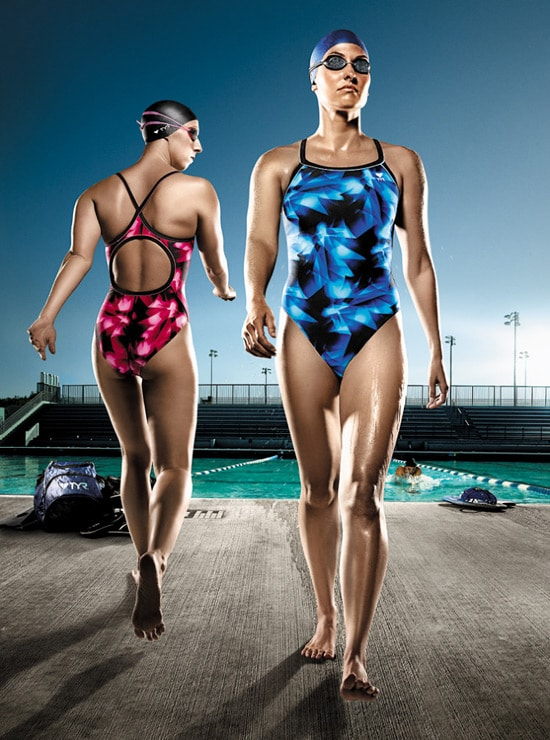2009 TYR Summer Campaign
