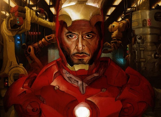 Iron Man: Mark III