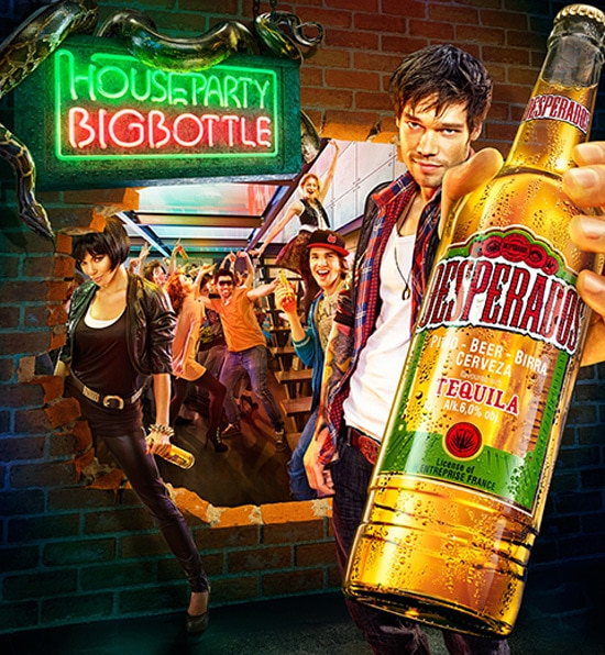 Desperados - advertising campaign