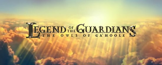 Hollywood Movie Title Series – Legend Of The Guardians