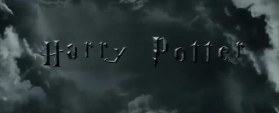Hollywood Movie Titles Series: Harry Potter