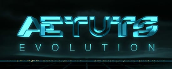 Aetuts+ Hollywood Movie Titles Series: Tron CG Part