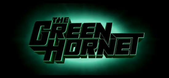 Hollywood Movie Title Series – The Green Hornet