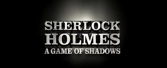 Sherlock Holmes Hollywood Movie Title