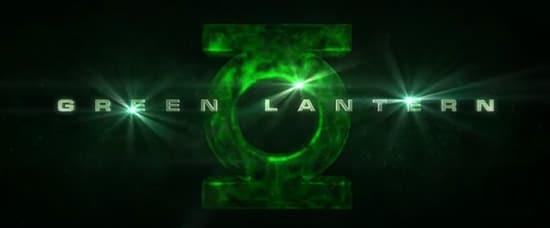 Hollywood Movie Title Series – Green Lantern