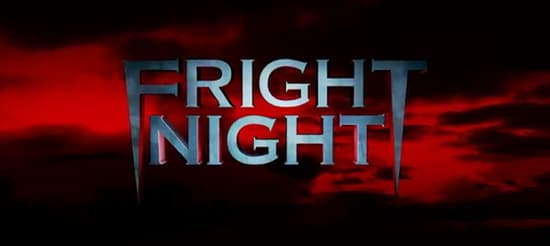 Hollywood Movie Title Series – Fright Night