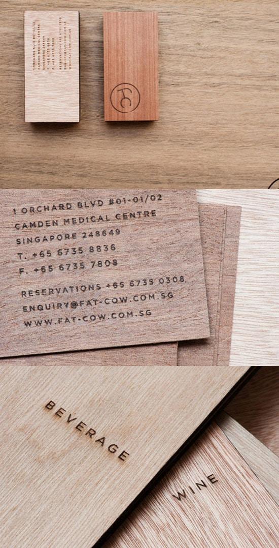 50 hot new business card designs designrfix fat cow branding identity business cards colourmoves
