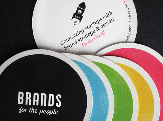 Brands for the People – Business Cards