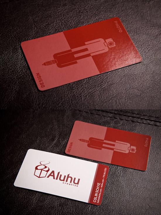 50 hot new business card designs designrfix photography identity card colourmoves Choice Image