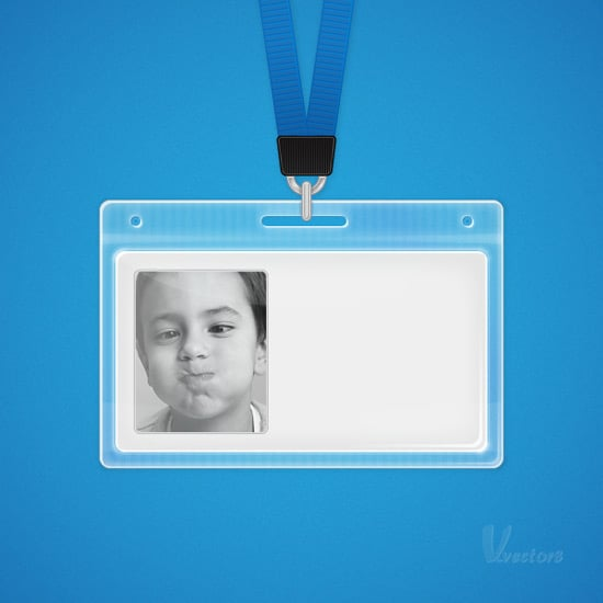 Create a Plastic ID Badge in Illustrator