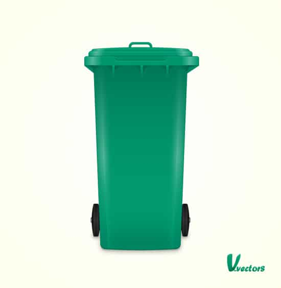 Learn How to Create a Garbage Bin Illustration in Illustrator