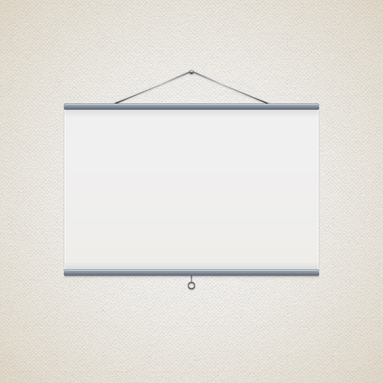 Quick Tip: How to Create a Projector Screen Illustration