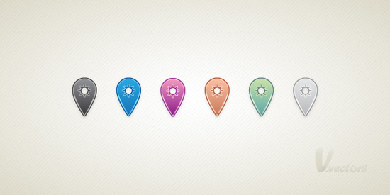 Quick Tip: How to Create a Simple Set of Map Pins