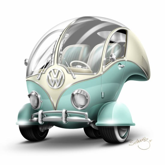 "Volkswagen ""Bubble"""