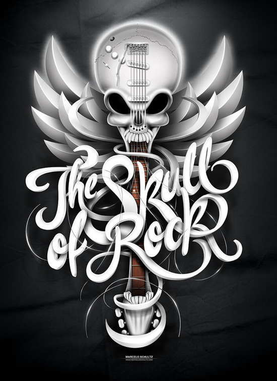 The Skull of Rock!