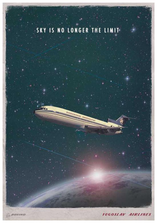 Create Retro Futuristic Poster Design in Photoshop