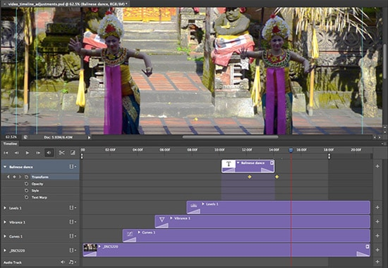 How to Use the New Timeline Panel in Photoshop CS6 | Psdtuts+
