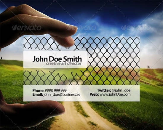 Freedom Business Card