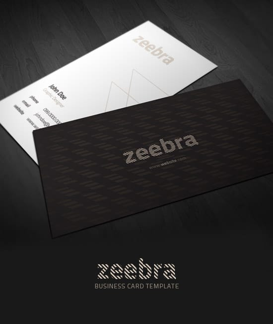 Zeebra - Business Card